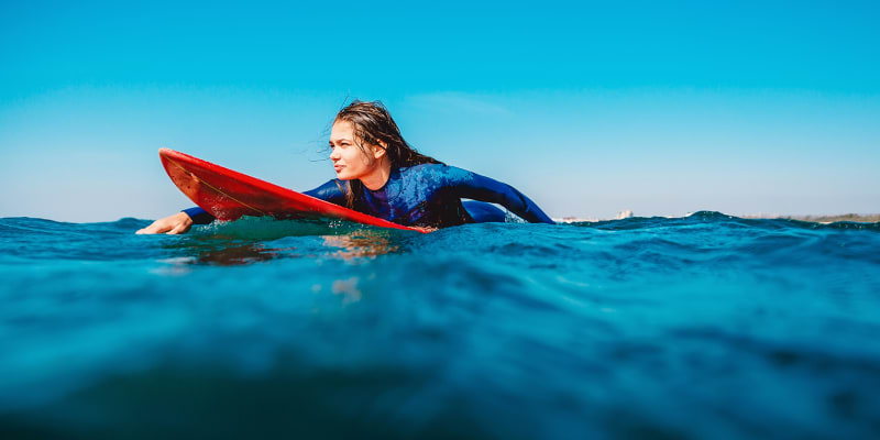 Aula de Surf ou Bodyboard! 1 ou 2 Pessoas | Lisbon Surfaris - Escola de Surf & Camp