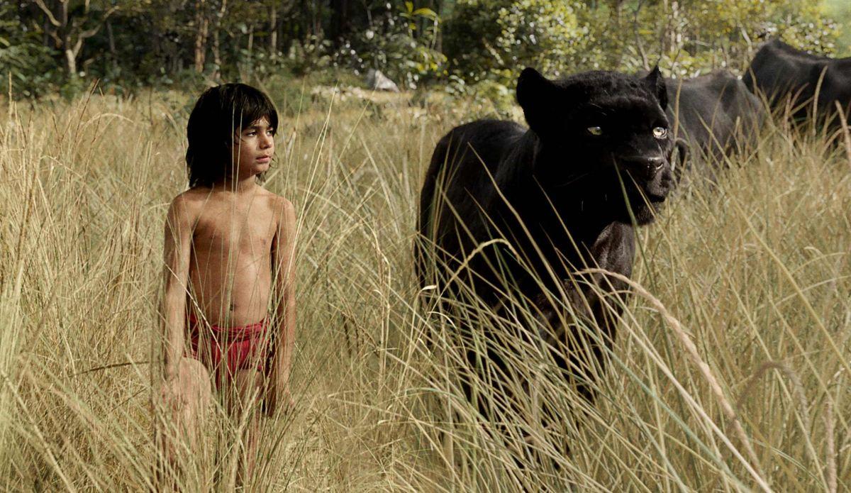 7 messages cachés dans le Livre de la Jungle  (le film)