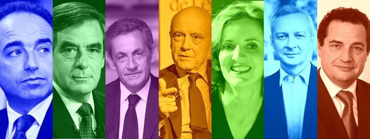 Primaire de la droite : et si les candidats étaient des marques ?