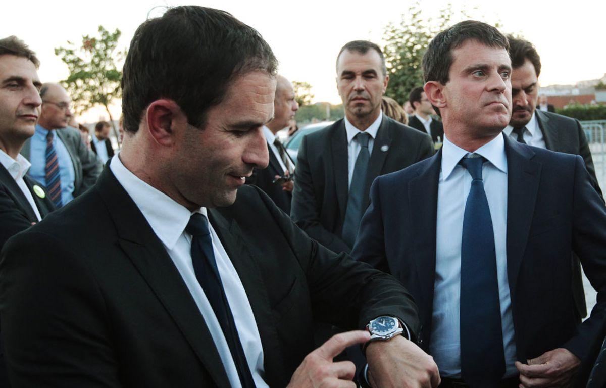 7 leçons à retenir du duel annoncé entre Manuel Valls et Benoît Hamon