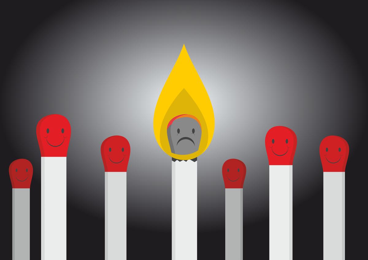 7 idées reçues sur le burn-out