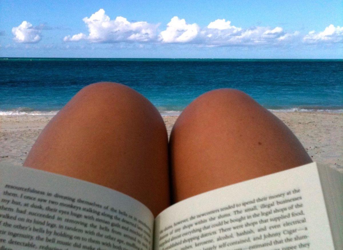 7 romans pour la plage cet été