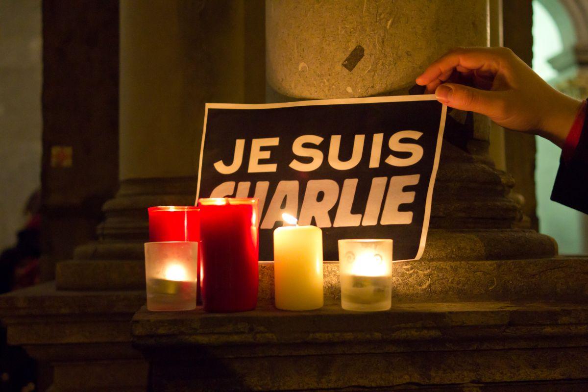 7 janvier : Ils étaient, sont et seront toujours Charlie