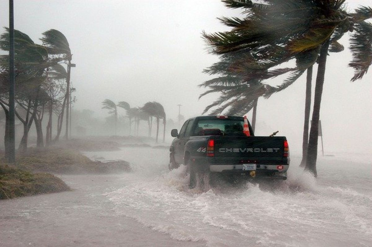 7 répercussions extrêmes du réchauffement climatique