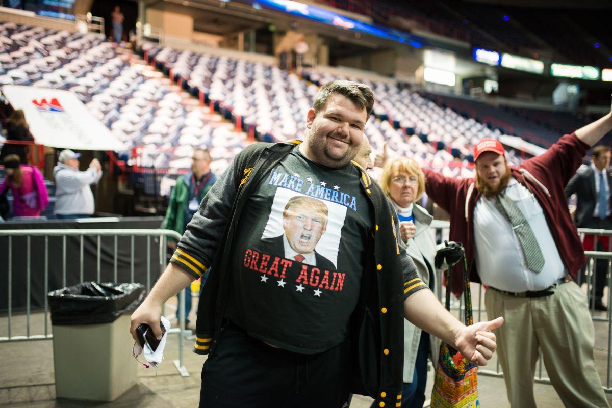 7 arguments (absurdes) pour soutenir Donald Trump