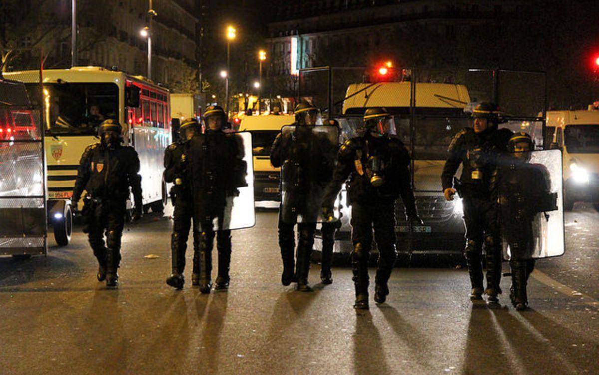 Police : les 7 nouvelles tendances printemps-été dans les manifs