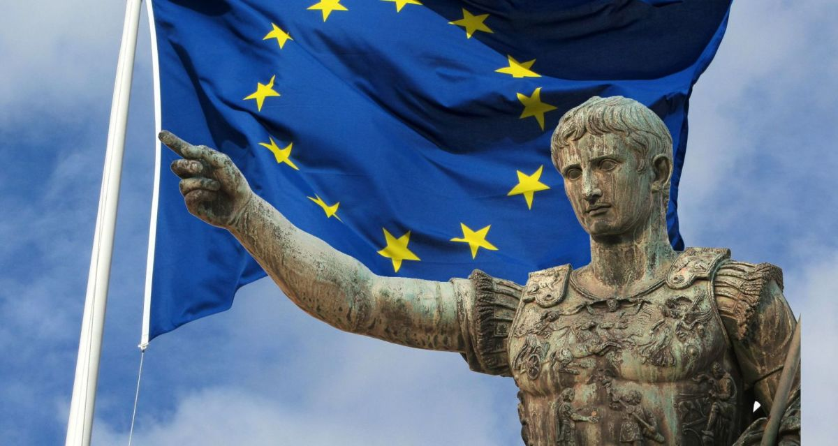 Pour sauver l'Europe, faut-il la transformer en empire (romain)?