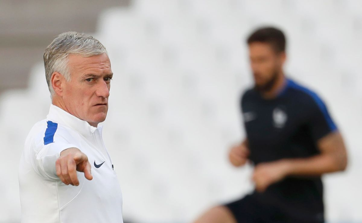 Les 7 leçons de management de Didier Deschamps