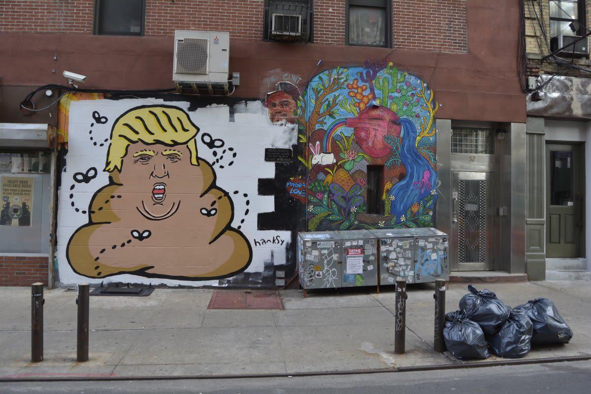 8 fresques qui font scandale