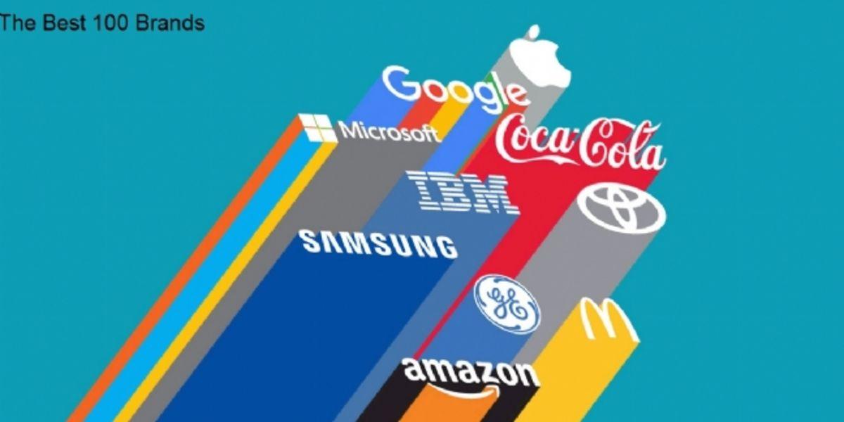 Les 7 marques les plus puissantes du monde