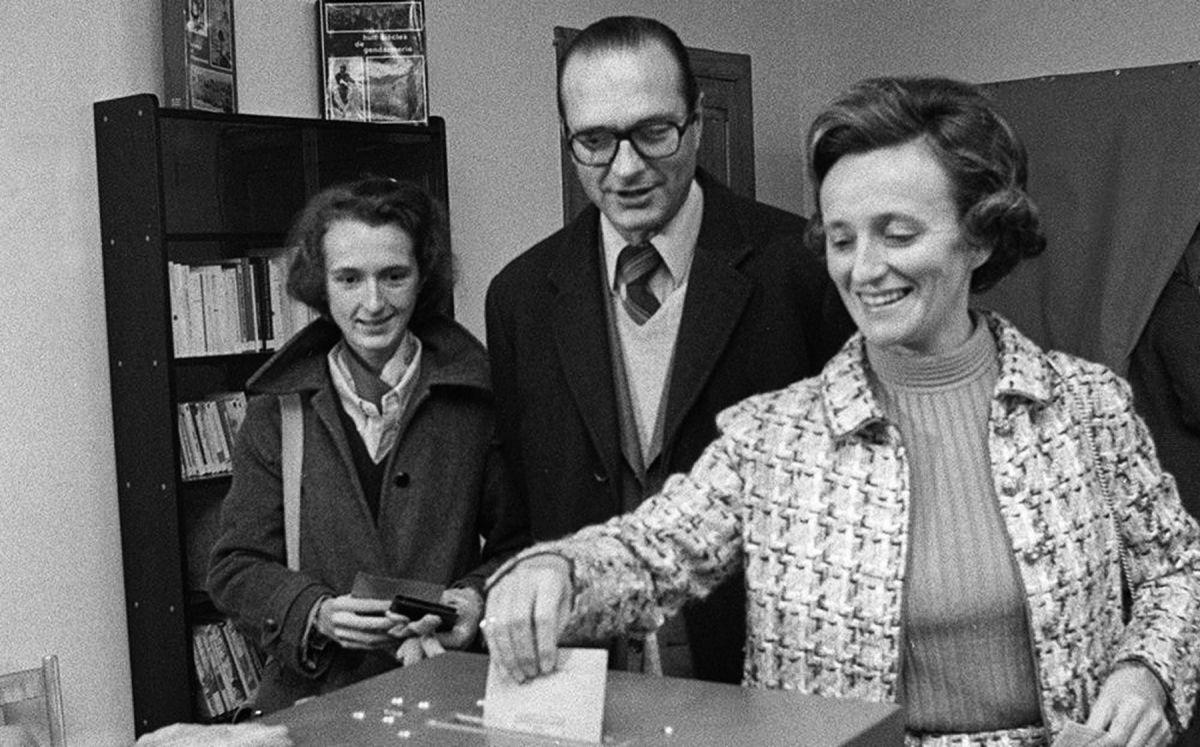C'est Bernadette Chirac qui l'a dit