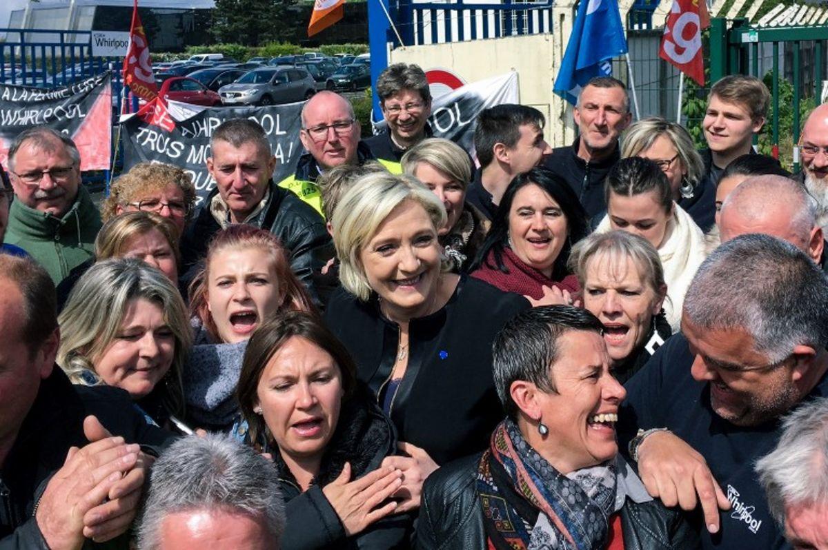 Pourquoi les pauvres votent Front National