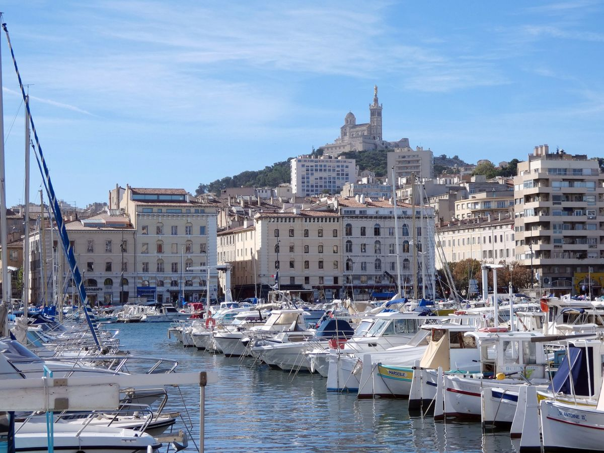 7 raisons de s'installer à Marseille