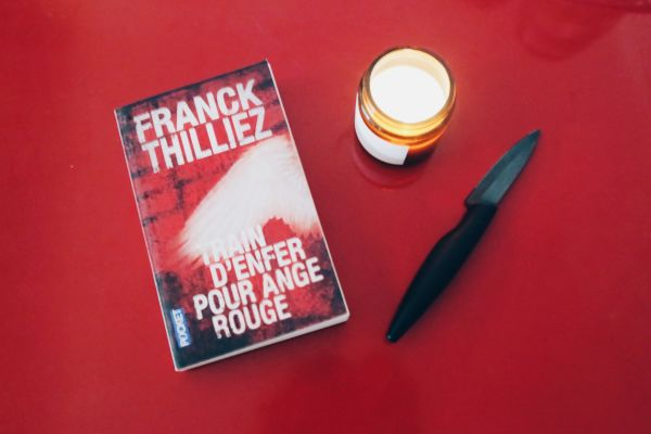 Franck Thilliez en 7 POLARS