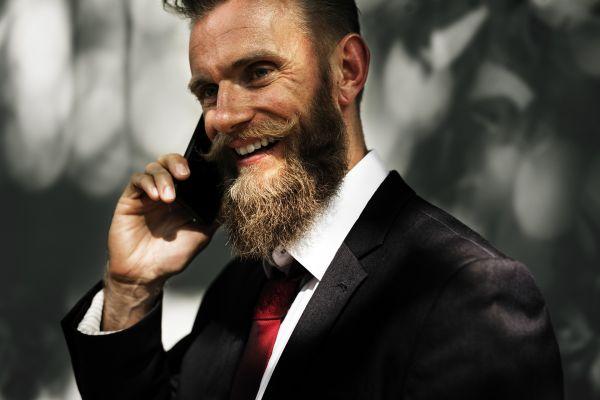 7 raisons de se laisser pousser la barbe