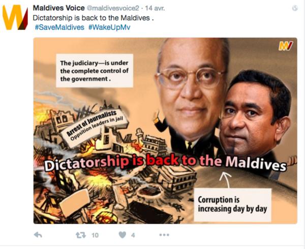 Les Maldives : l'enfer au paradis