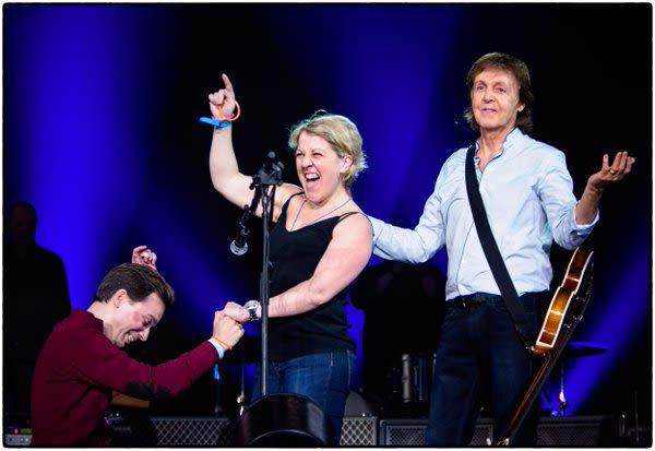 Les 7 surprises de Paul McCartney à Paris