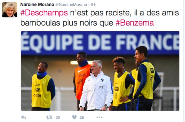 7 Xanax pour Didier Deschamps