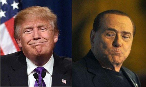 7 indices qui prouvent que Berlusconi et Trump sont frères siamois