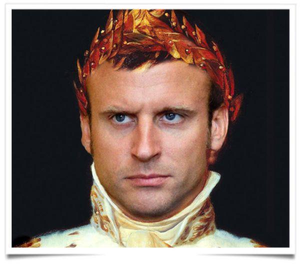 Macron, un cas d'école pour Machiavel