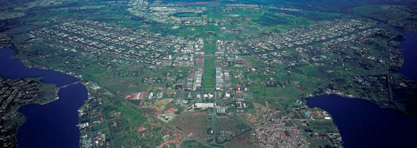 Brasilia, capitale futuriste