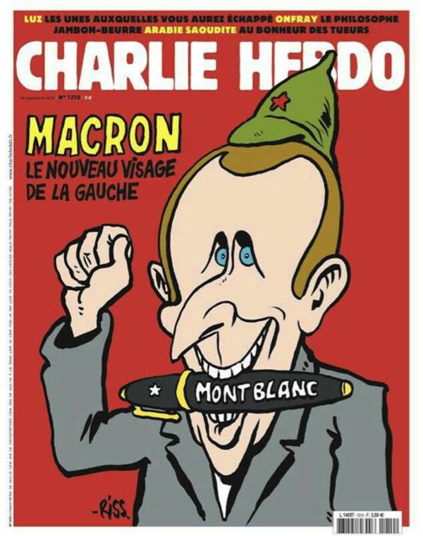 5 ans après, 7 questions à Charlie Hebdo