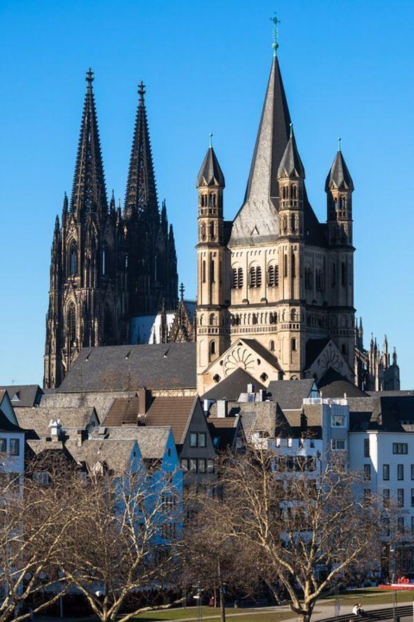 7 raisons de planifier un WE à Cologne en Février
