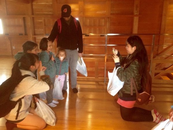 7 bonnes raisons de voyager en famille au Japon en avril