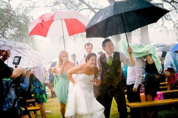 7 raisons d'aimer la pluie