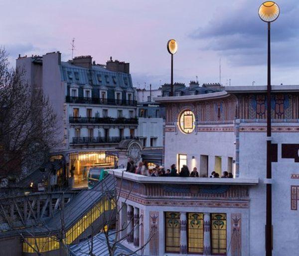 7 lieux où trouver l'amour à Paris