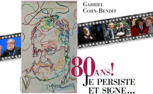 Les 7 plus belles provocs de Gaby Cohn Bendit