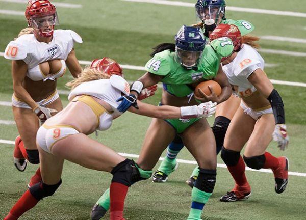 Le sexe, c'est du sport (et vice versa)