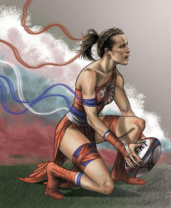 7 raisons de craquer pour le rugby à 7