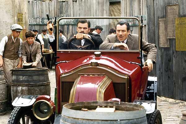 Mondial de l'automobile, 7 voitures françaises stars de cinéma