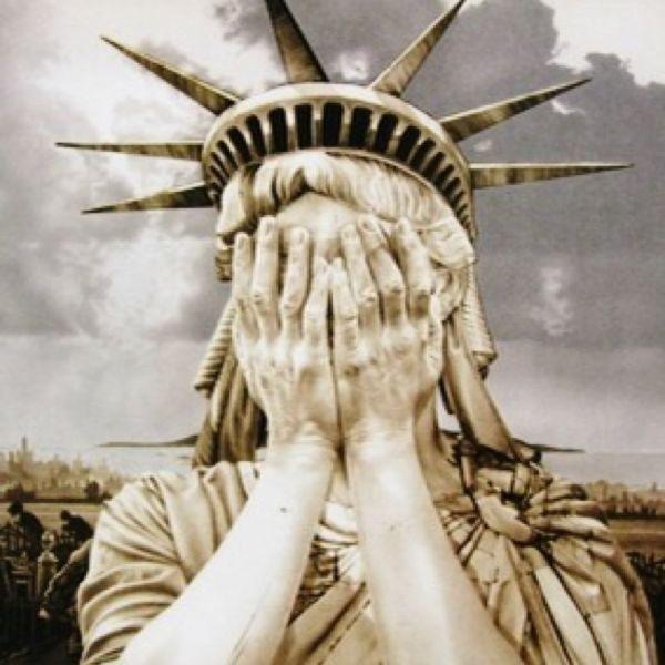 La grosse déprime de Miss Liberty