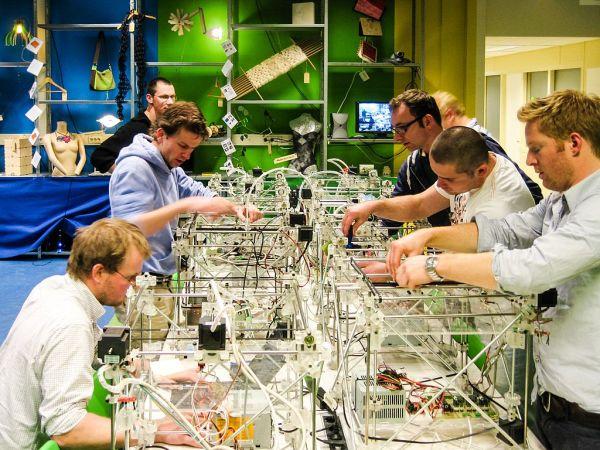 Micro-usines, micro-fab, micro-prod… le micro, c'est méga tendance