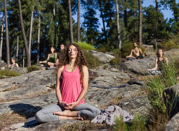 7 idées de vacances yoga