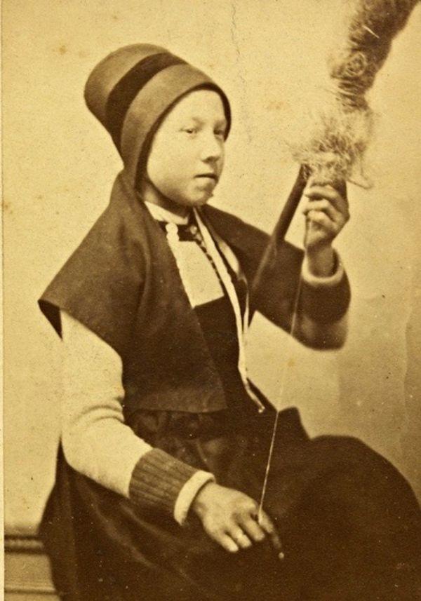 Quand les Bretons avaient des chapeaux ronds
