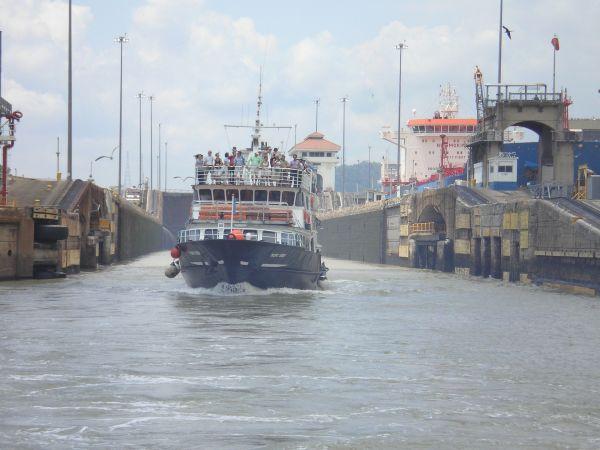 7 histoires surprenantes autour du Canal de Panama