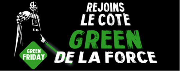 7 raisons de privilégier le Green Friday au Black Friday