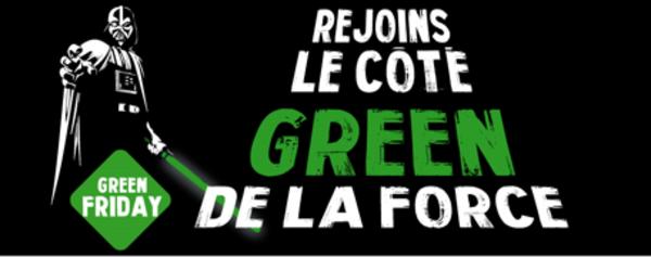 7 (très) bonnes raisons de privilégier le Green Friday au Black Friday