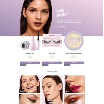 Carter Beauty Cosmetics