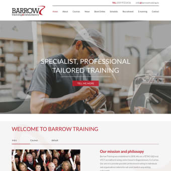 Barrow Training