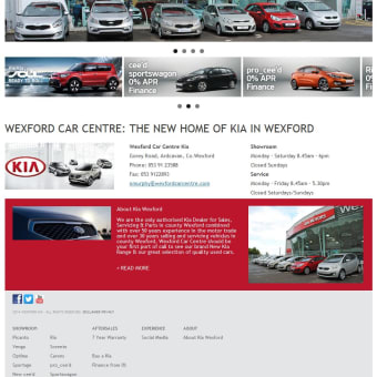 Wexford Car Centre Kia
