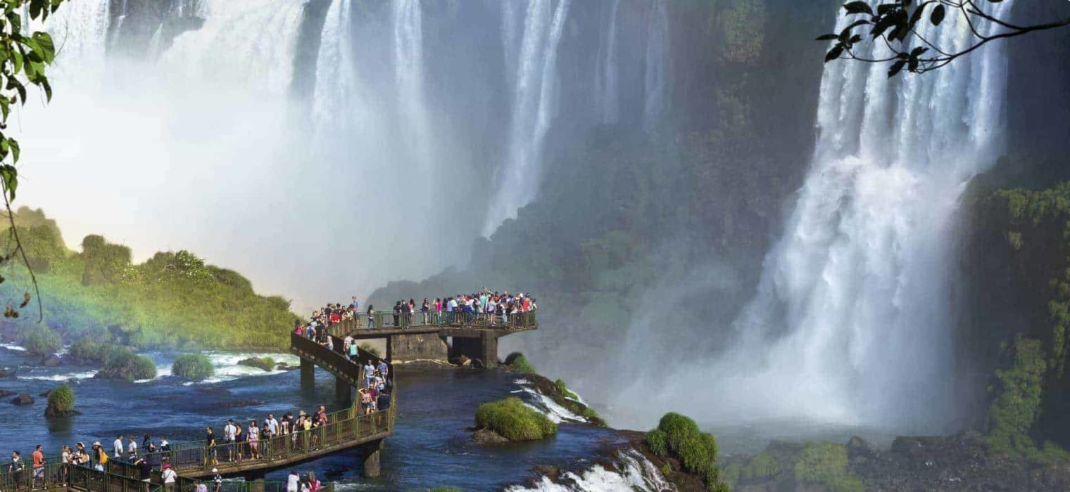 South American small group tour