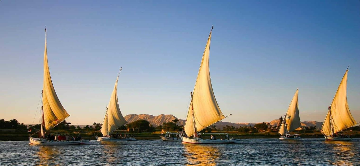 Highlights of Egypt: Nile River Cruise