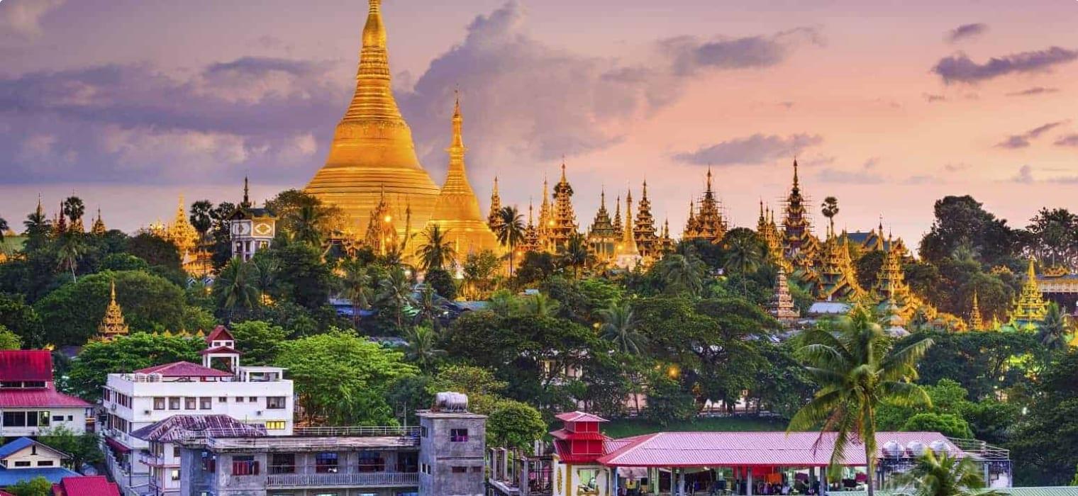 Highlights of Myanmar | Yangon