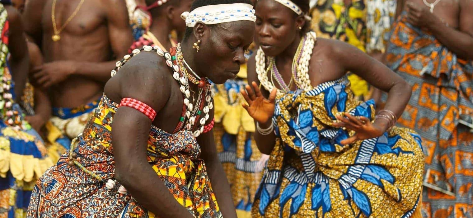 Voodoo Dance, Benin