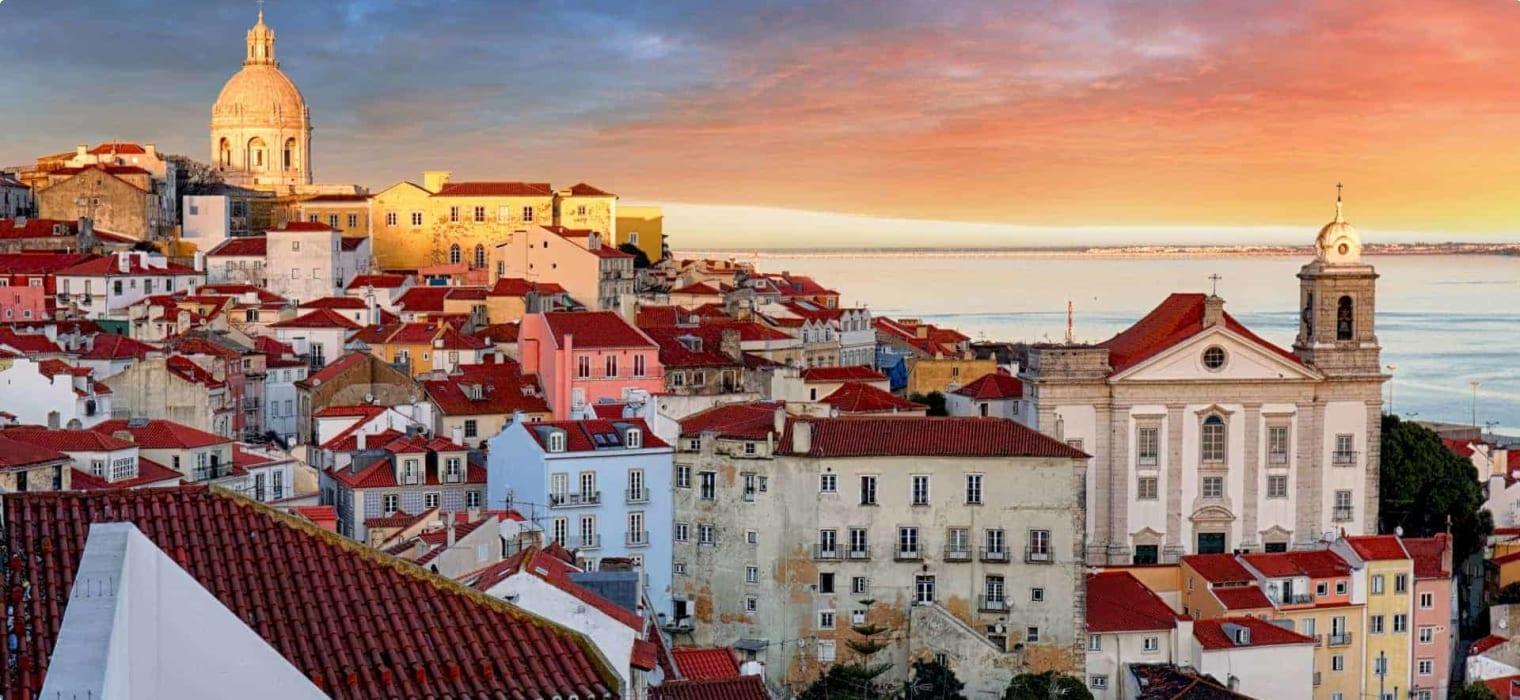 Alfama, Lisbon Portugal