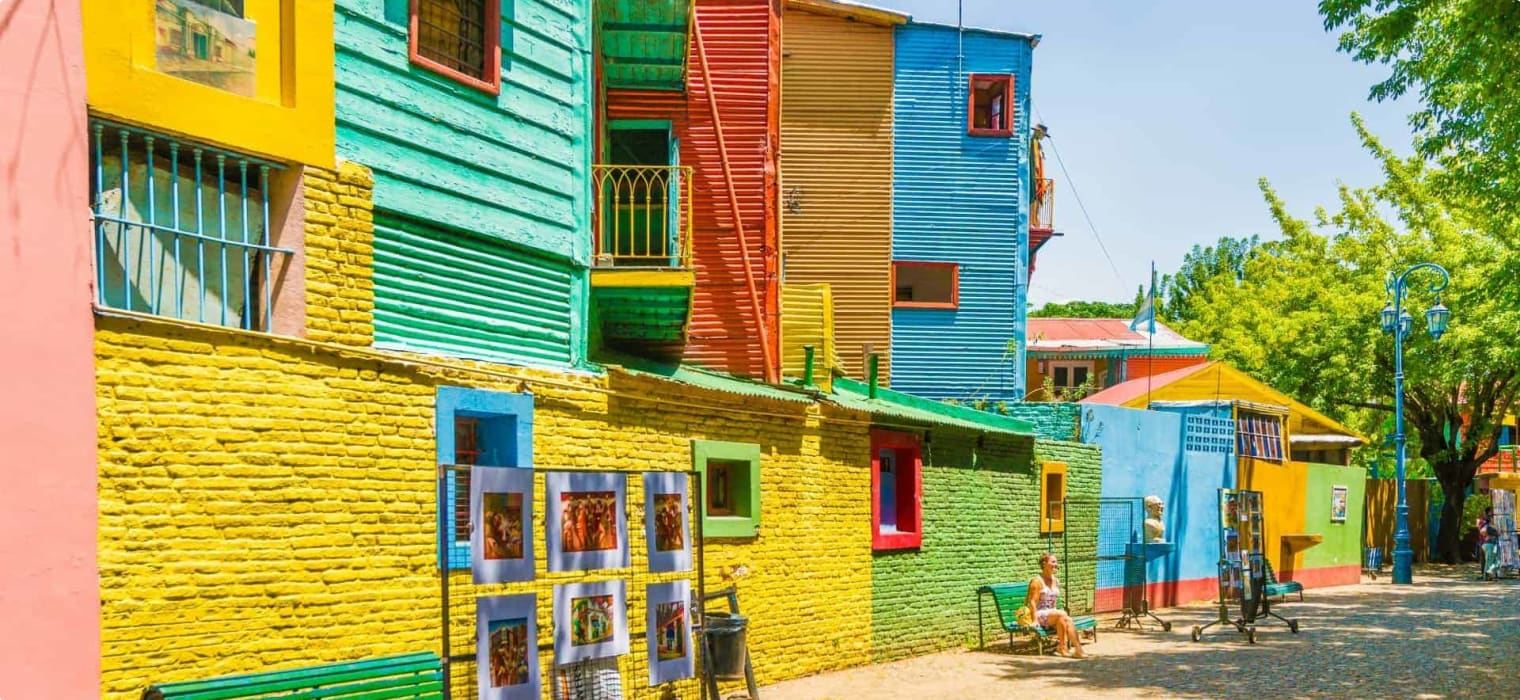 Buenos Aires, South American Odyssey